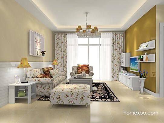"""一个客厅的8种""""色""""生活"""