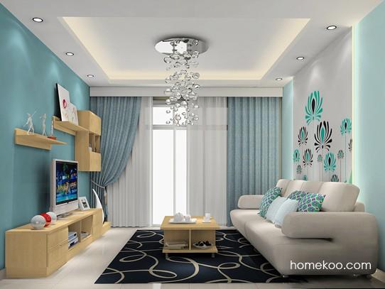 26㎡客厅的多种经典设计