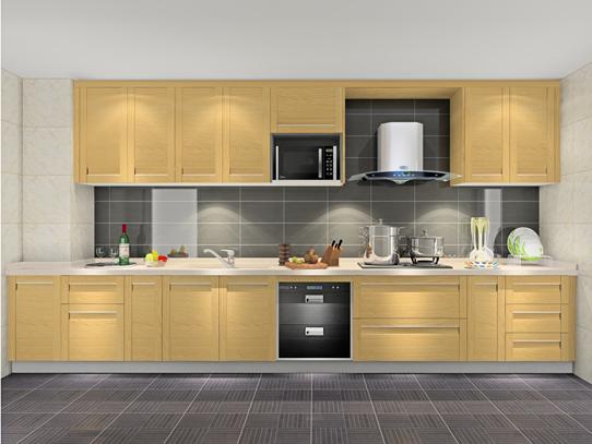同一个厨房5种不同演绎方法