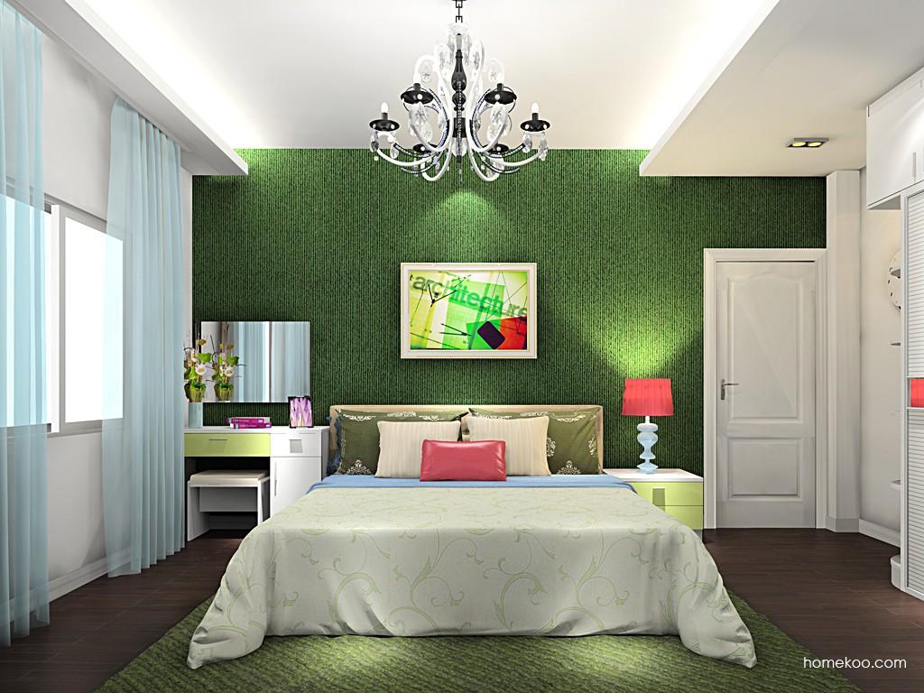 新实用主义卧房家具A18088