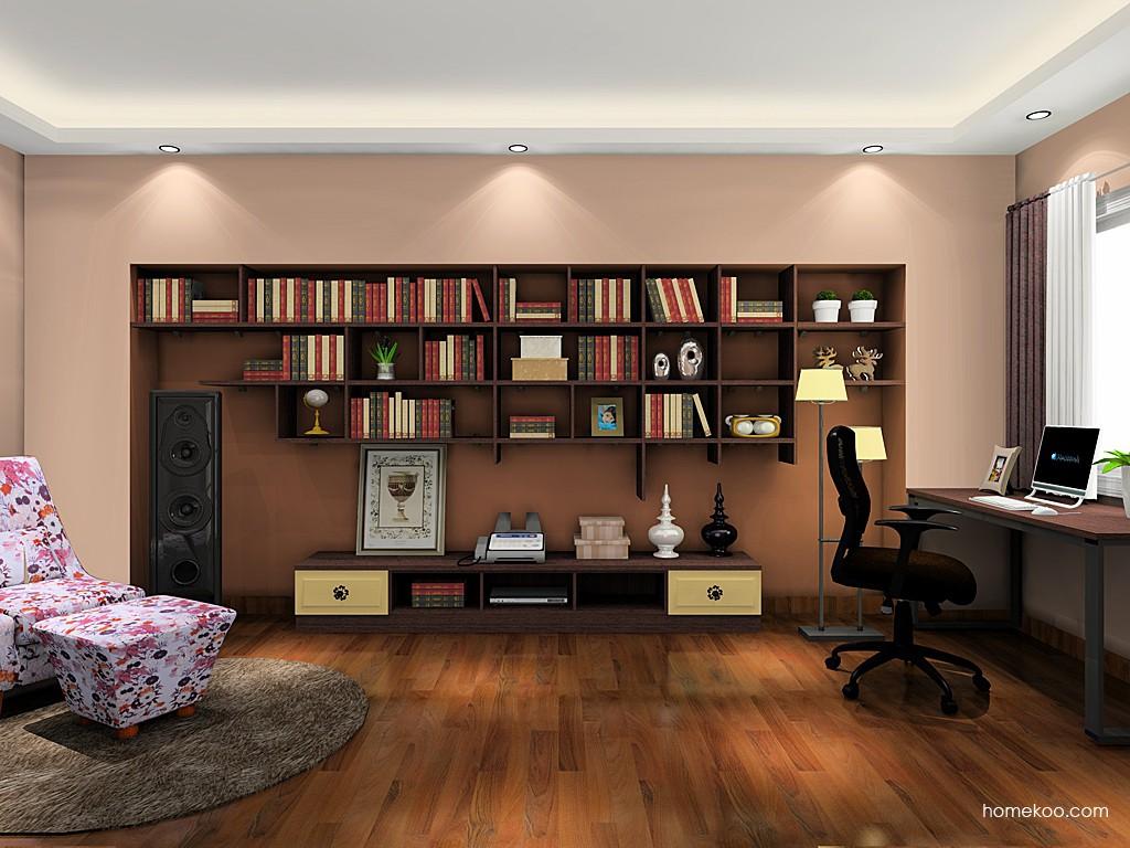 卡罗摩卡书房家具C18452