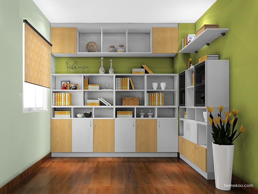 新实用主义书房家具C18456