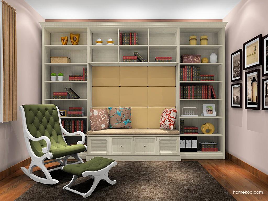 英伦印象书房家具C18466