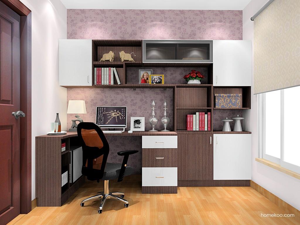 新实用主义书房家具C18472