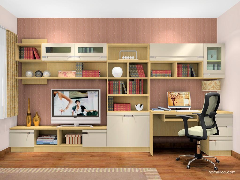 丹麦本色II书房家具C18498