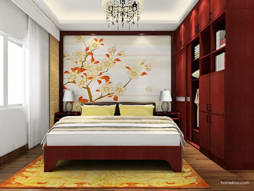 中国韵卧房家具A18265