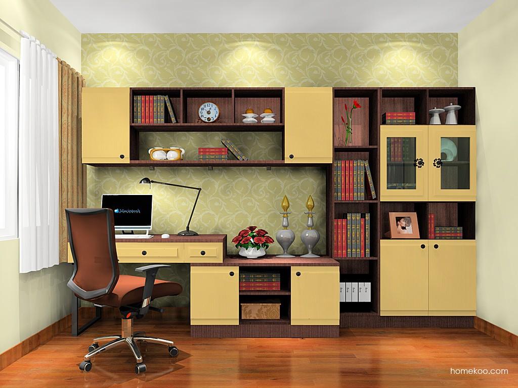 卡罗摩卡书房家具C18578