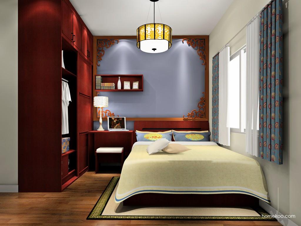 中国韵卧房家具A18272