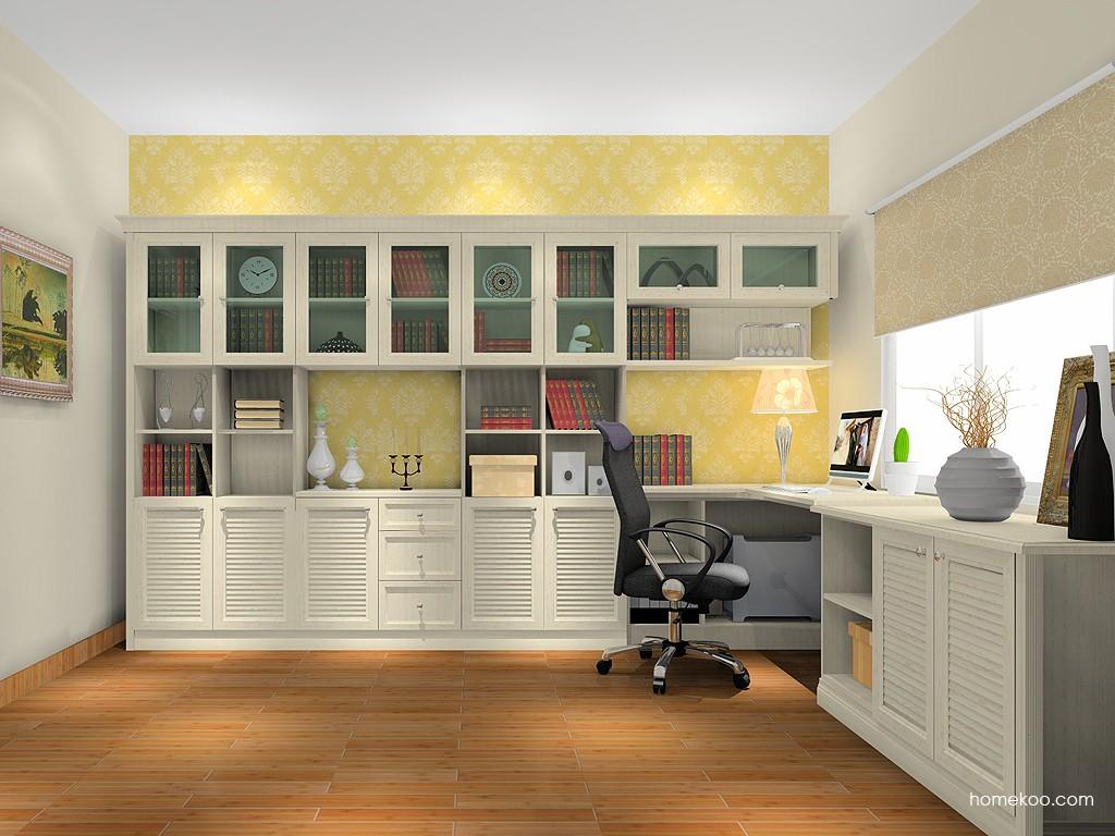 英伦印象书房家具C18581