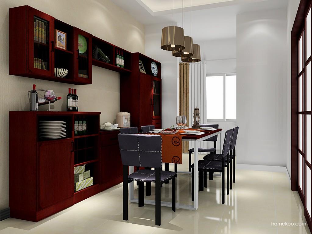 中国韵餐厅家具E16863