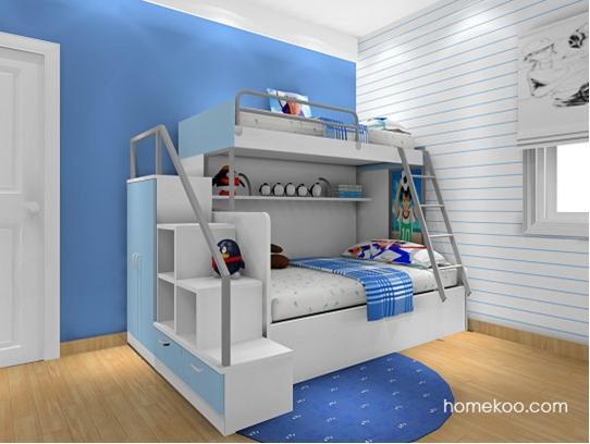 高低床图片