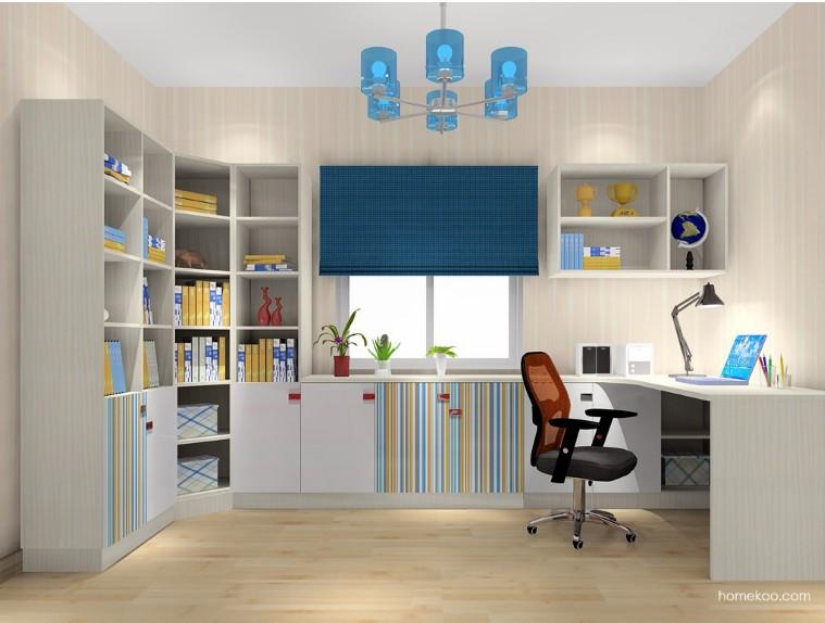 三室两厅两卫现代简约风格装修,奔向流行时尚前沿