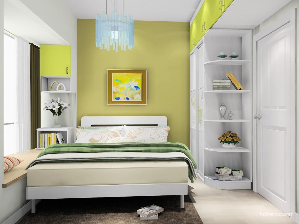 里昂春天卧房家具A18352