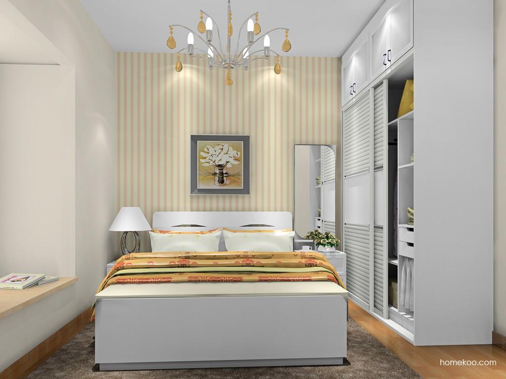 韩式田园卧房家具A18375