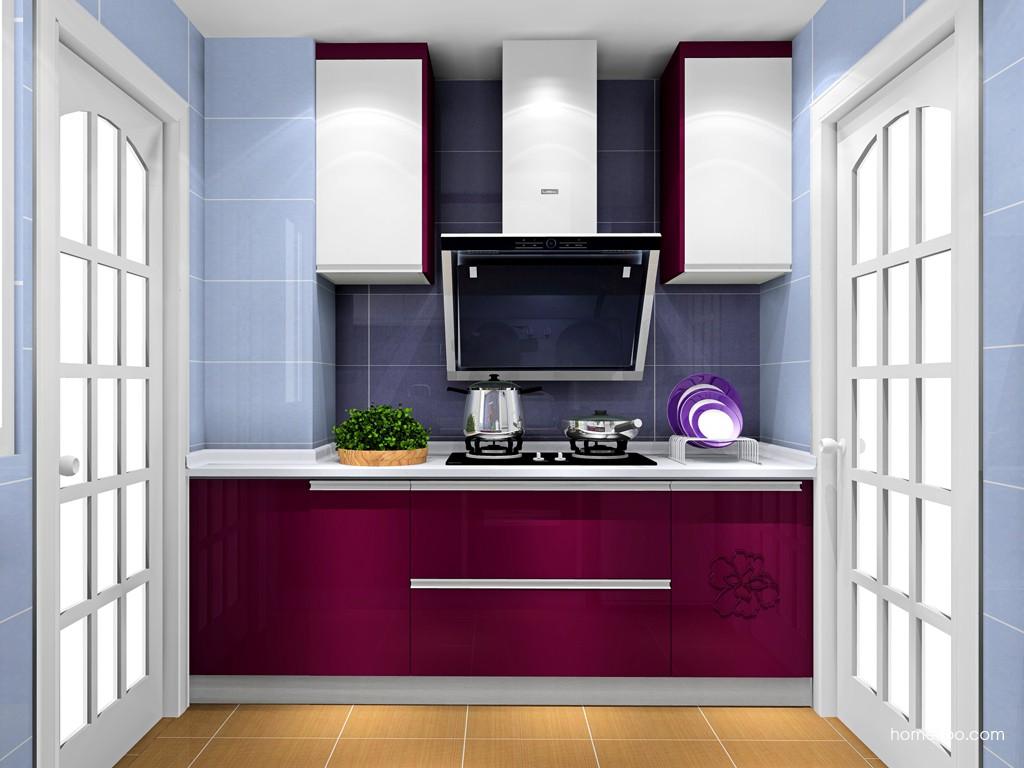 紫晶魅影橱柜F17253
