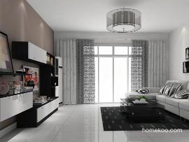 装修技巧:客厅天花板如何设计