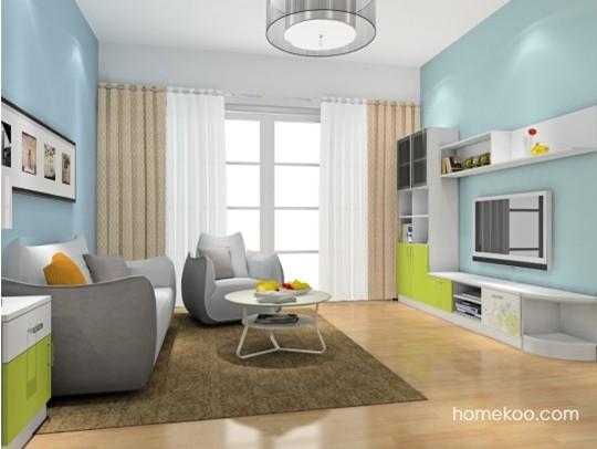 客厅布艺沙发图片及价格