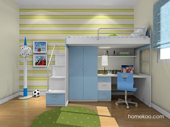 儿童房衣柜有哪些设计要点?