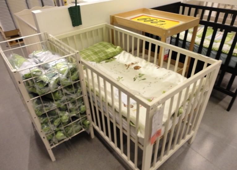 双胞胎婴儿床尺寸及选购技巧