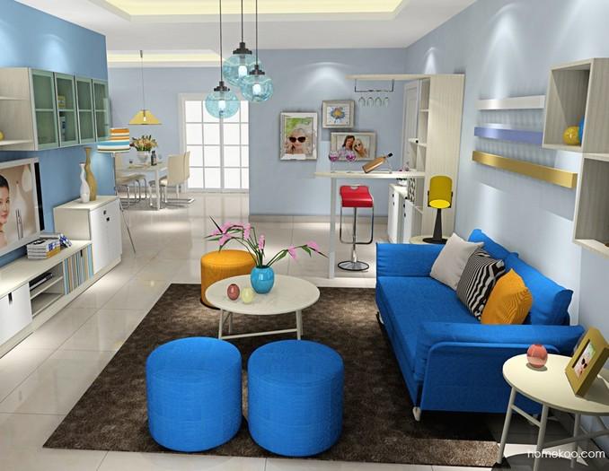 2017全新款的沙发_多款设计效果图可供参考