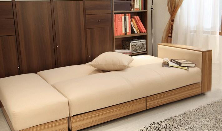 多功能沙发床_沙发床设计效果图