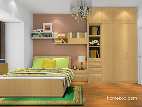 11�O平窗2扇门卧房
