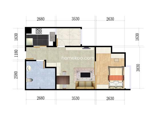 smart house B1��1��1�� 60�O