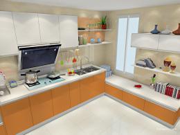 【家居在线】72平二居室老房如何变身高雅大居室