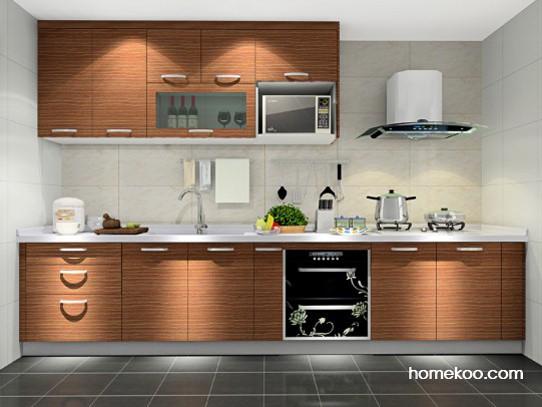 设计师给你定制不同的6㎡厨房