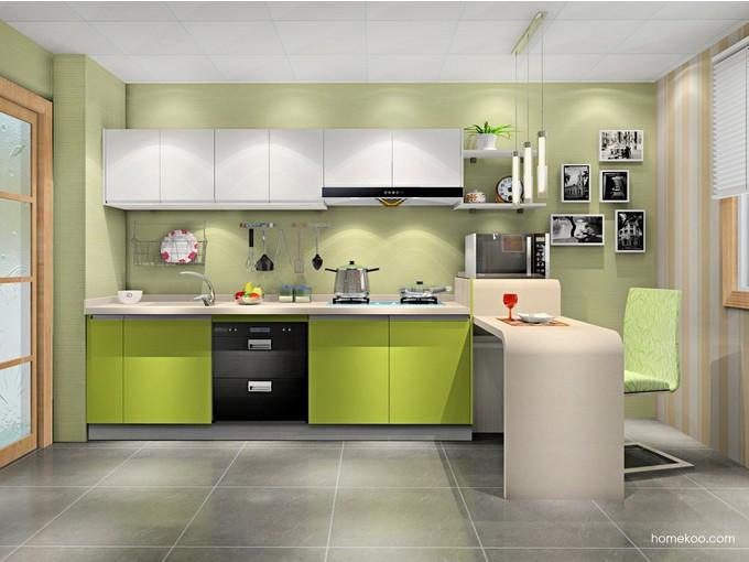 厨房家居装修效果图