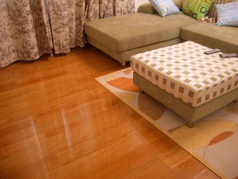 木地板安装方法