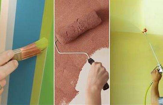 贴壁纸好还是刷漆好呢