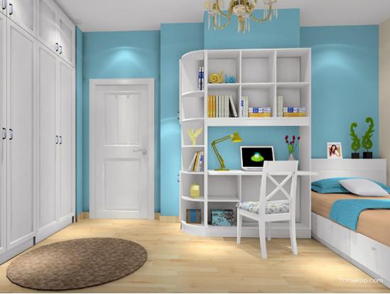 9平米小卧室装修图