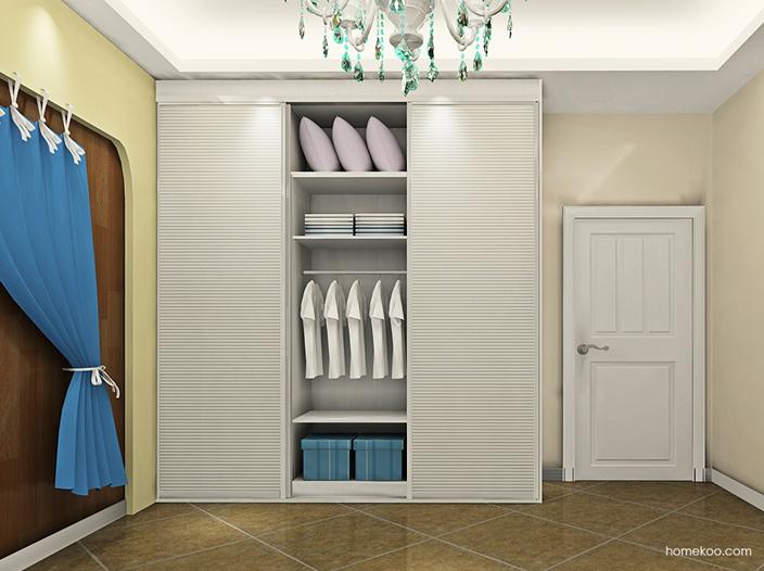 如何选择整体衣柜