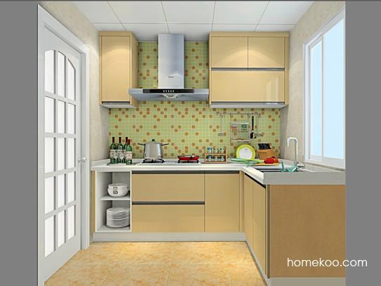 4�O平窗1扇门厨房