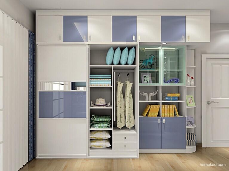 单门衣柜尺寸大小