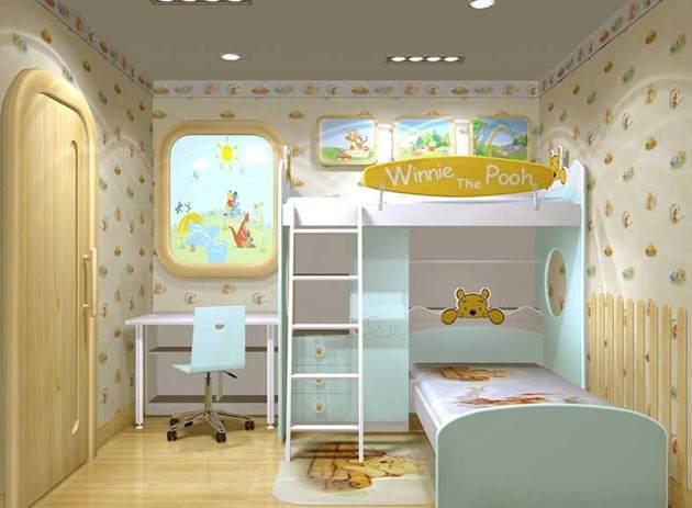 儿童床的尺寸