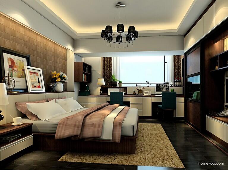 2014欧式卧室装修颜色选择