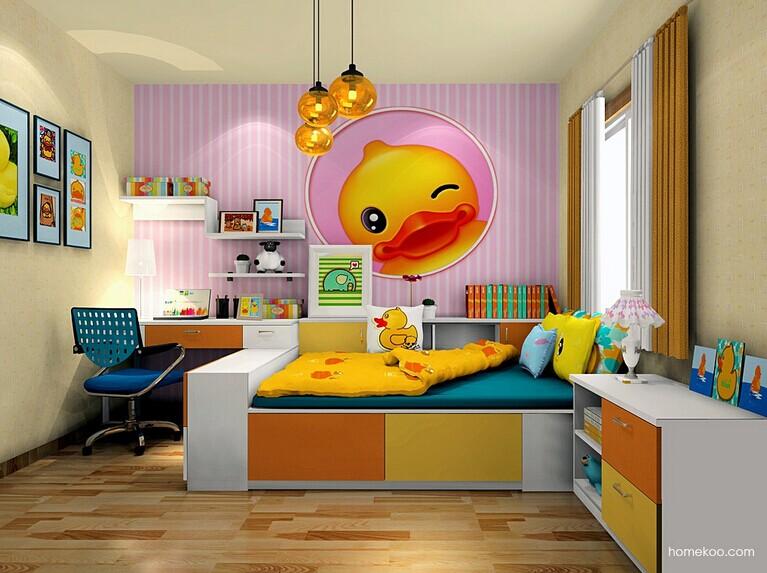 儿童房设计要点【有图有真相】