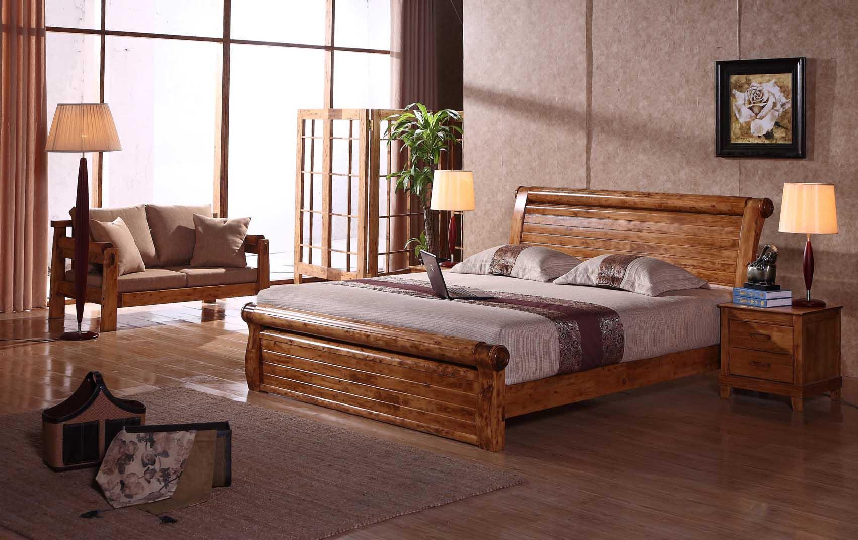 柏木床好吗