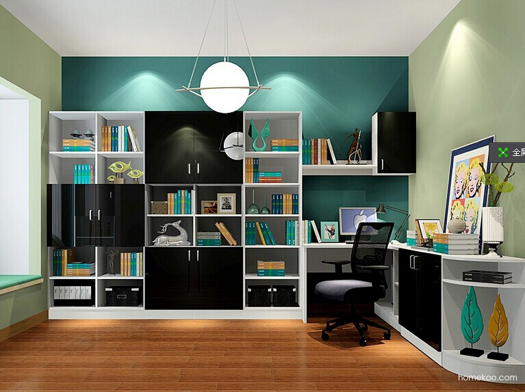 书柜尺寸一般是多少
