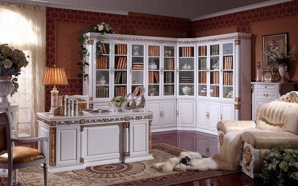 欧式书柜的尺寸