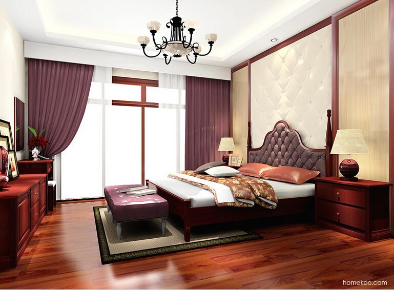 欧式风格装修卧室注意事项