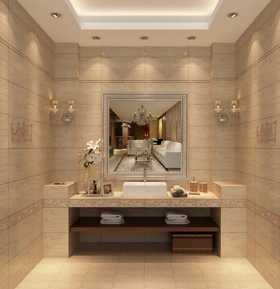 小卫生间装修样板间的设计要点