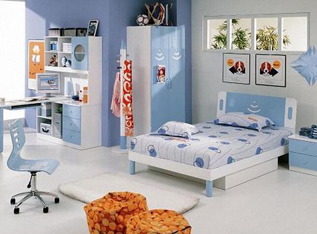 亨特儿童家具的主要特点是什么
