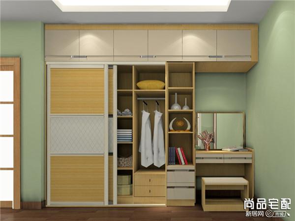如何选择合适的卧室衣柜颜色