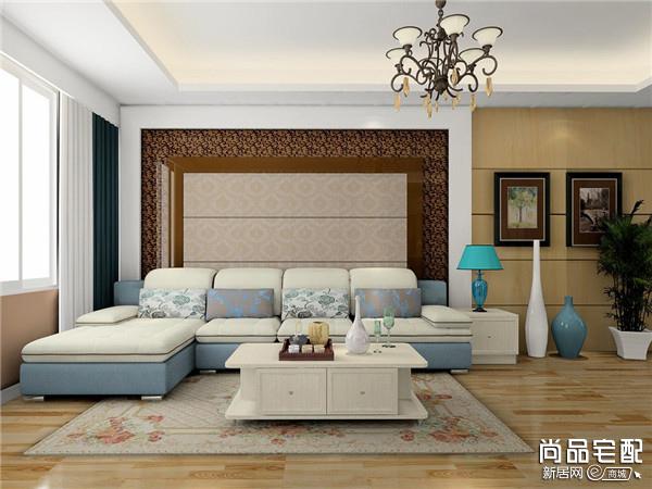 现代简约中式沙发