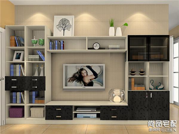 客厅电视柜高度尺寸很重要