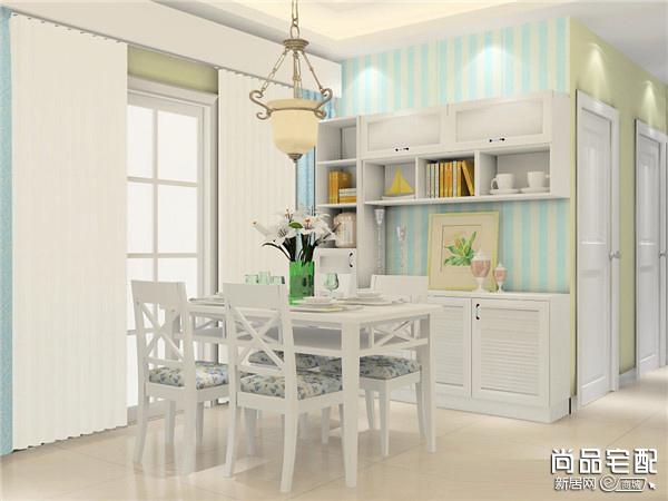 白色烤漆餐桌的优点介绍