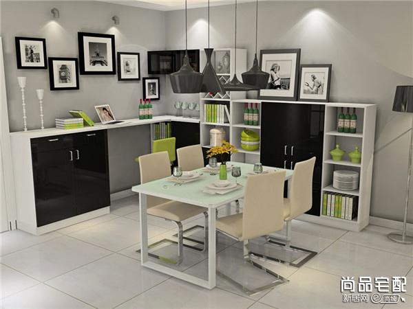 高档餐厅设计在家里适合吗